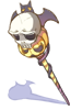 리치의 해골지팡이 이미지
