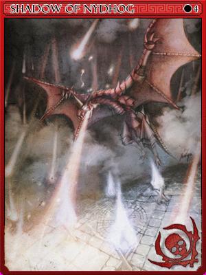 니드호그의 그림자 카드 이미지