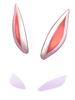 의상 흰토끼의 귀 이미지