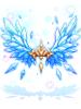 의상 얼음의 날개 이미지