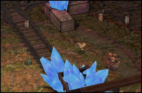 각종 곰인형 몬스터들이 출몰하는 게임이미지1.png
