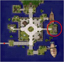 이즈루드 지도 표시