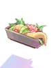 구미호 꼬리요리 이미지