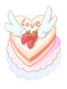 룬 미드가츠산 딸기케익 이미지