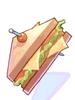 아루나펠츠산 사막 샌드위치 이미지