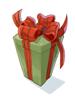 크리스마스 선물 이미지