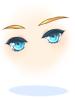 의상 제미니 S58의 눈 이미지