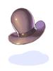 의상 동그란 모자 이미지