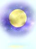 의상 보름달 이미지