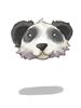 의상 팬더곰 모자 이미지
