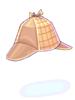 의상 명탐정의 모자 이미지