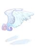 의상 천사의 날개귀 이미지