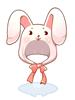 의상 러브 토끼 후드 이미지