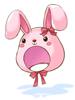 의상 프리티 토끼 후드 이미지