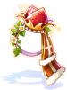 의상 딸기 왕자의 왕관 이미지