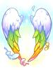 의상 행복의 날개 이미지