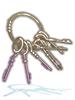 감옥 열쇠 이미지