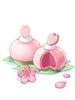 [비매품]벚꽃 찰떡 이미지