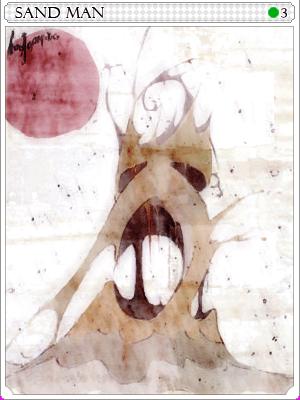 샌드맨 카드 이미지