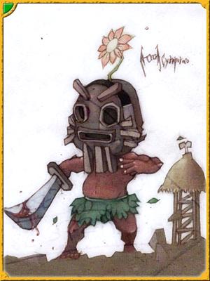 스콜피언 킹 카드 이미지