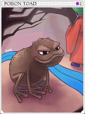 독두꺼비 카드 이미지