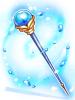 개방된 냉기의 지팡이 이미지