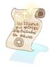 봉인된 마법주문서 이미지