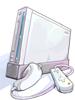 Wii 응모권 이미지