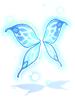 의상 요정의 파란 날개 이미지