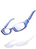 의상 언더림 안경(파란색) 이미지